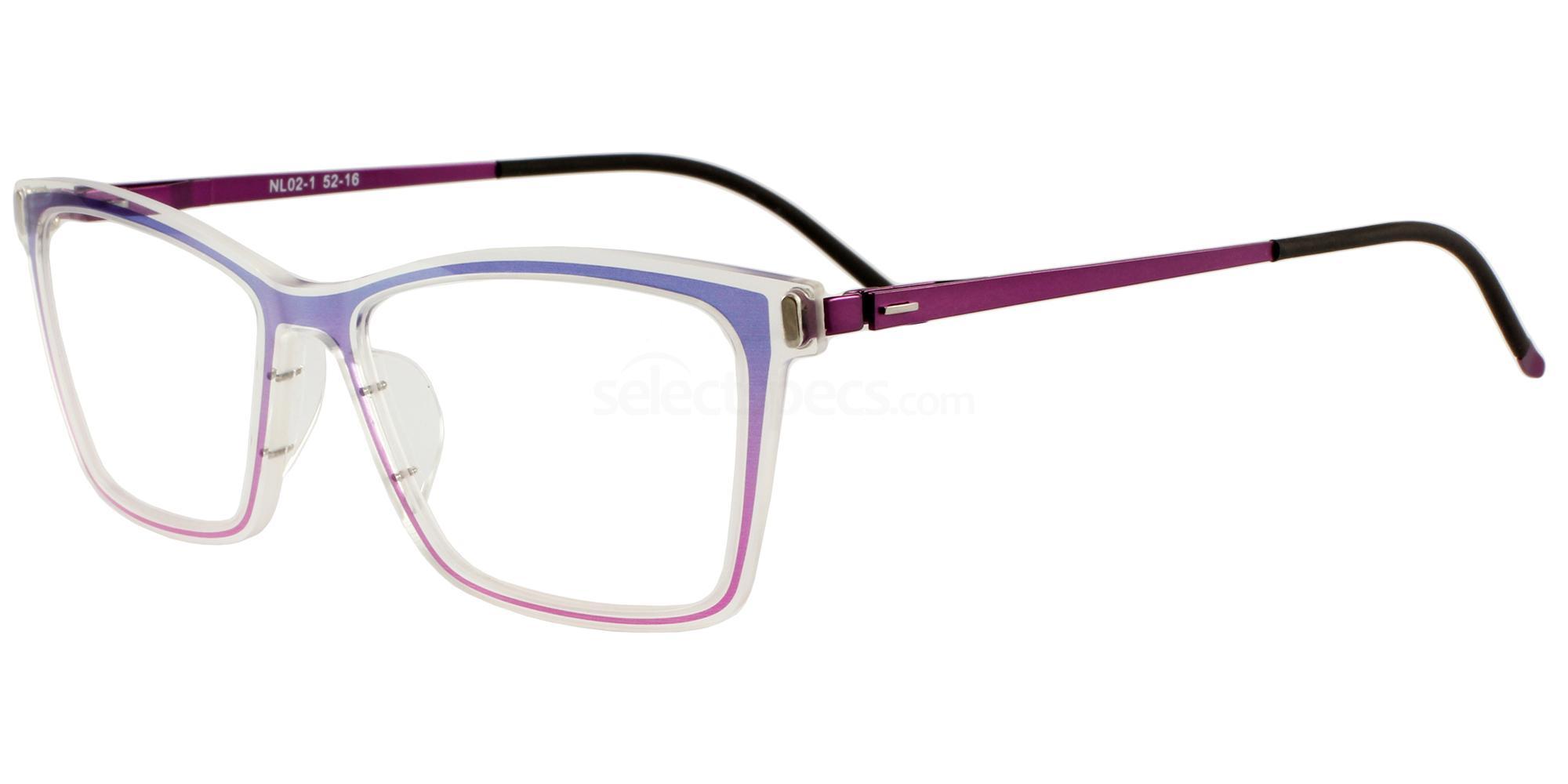 C1 02 Glasses, Nord Lite