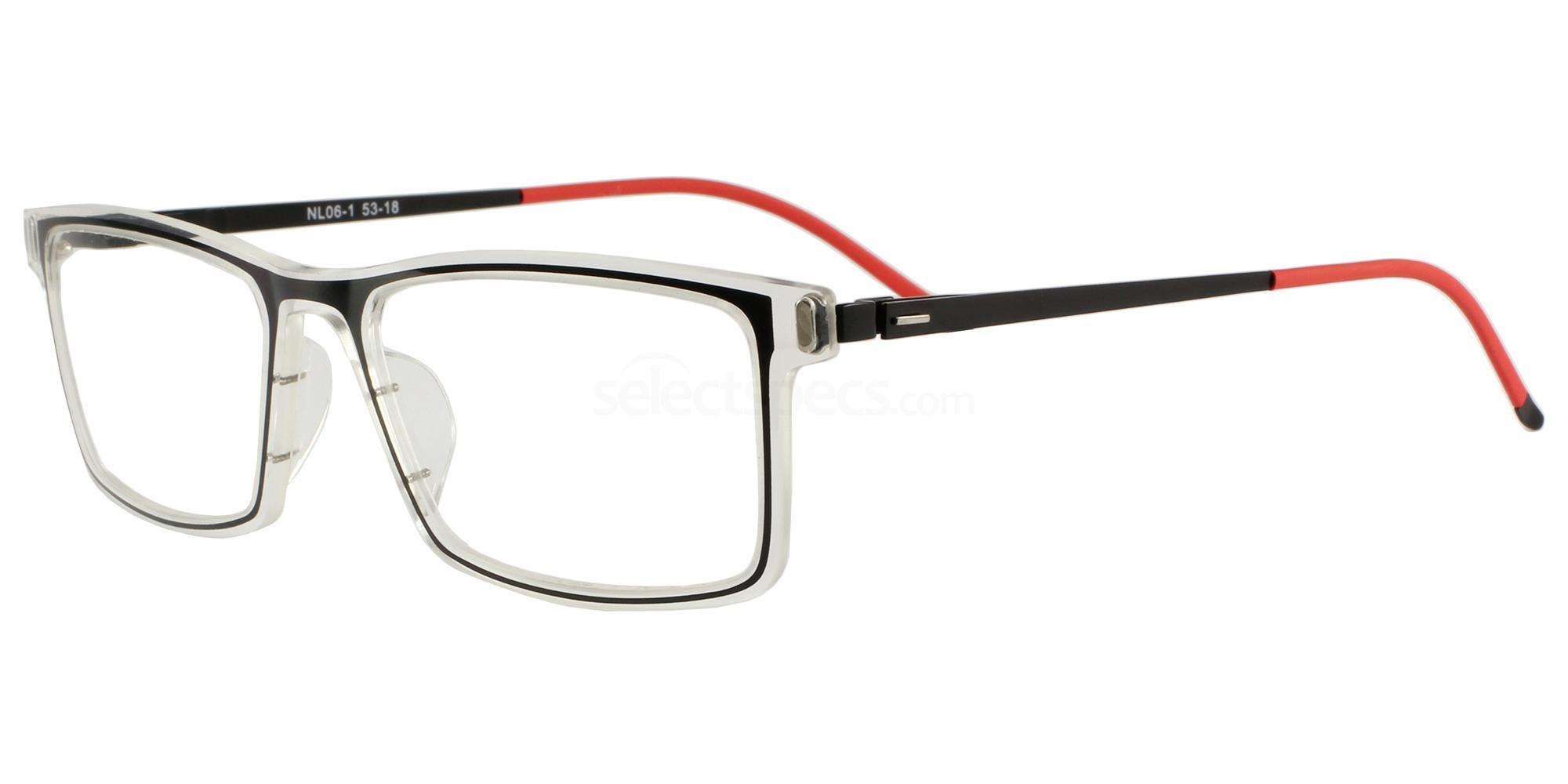C1 06 Glasses, Nord Lite