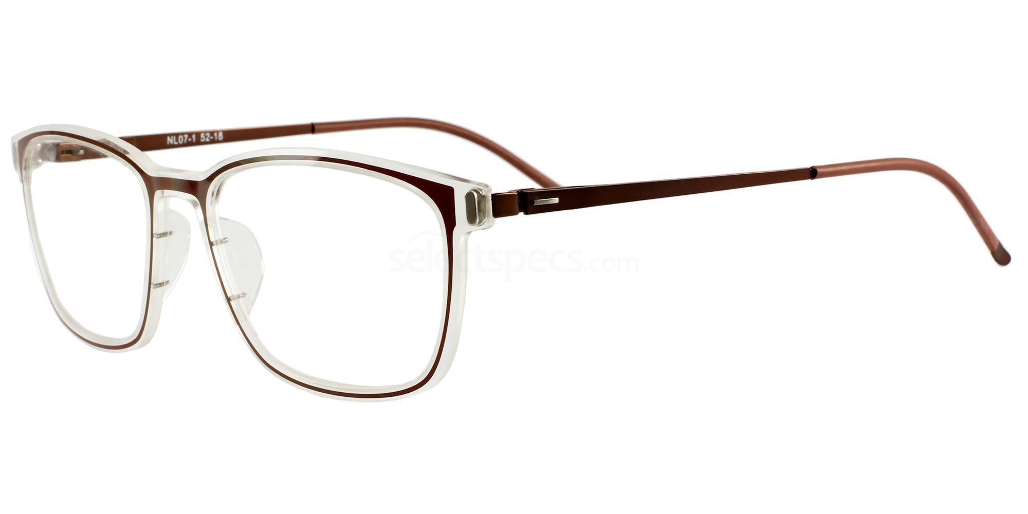 C1 07 Glasses, Nord Lite