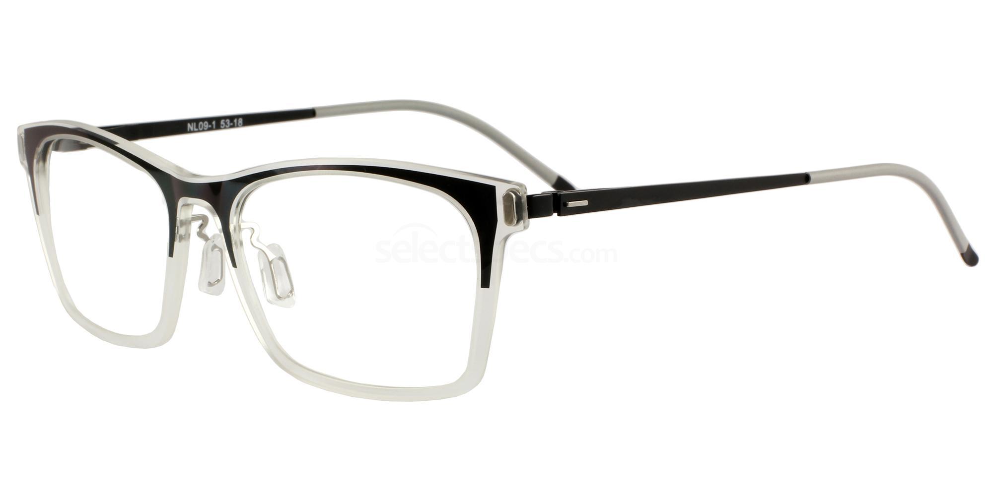 C1 09 Glasses, Nord Lite