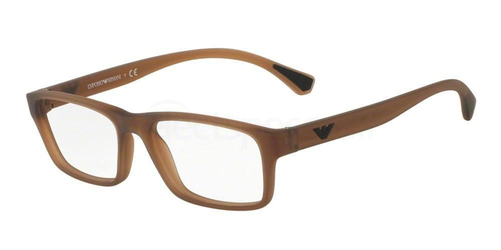 5533 EA3088 Glasses, Emporio Armani