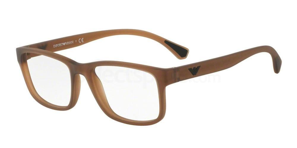 5533 EA3089 Glasses, Emporio Armani