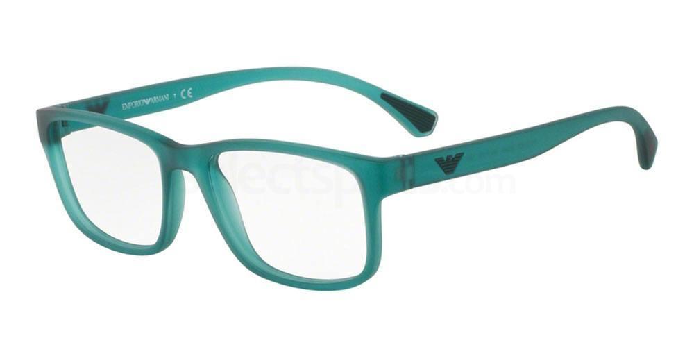 5534 EA3089 Glasses, Emporio Armani