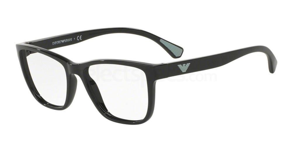 5017 EA3090 Glasses, Emporio Armani