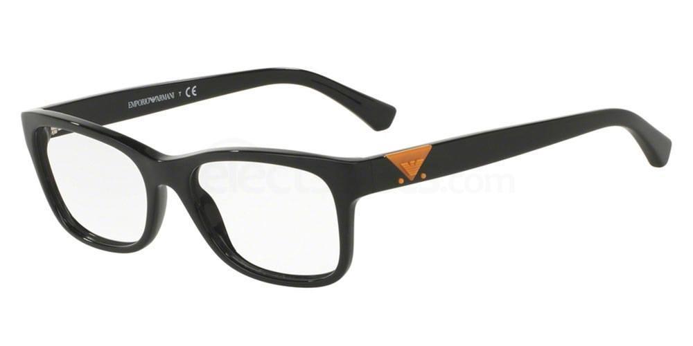 5017 EA3093 Glasses, Emporio Armani