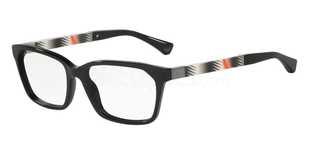 5017 EA3095 Glasses, Emporio Armani