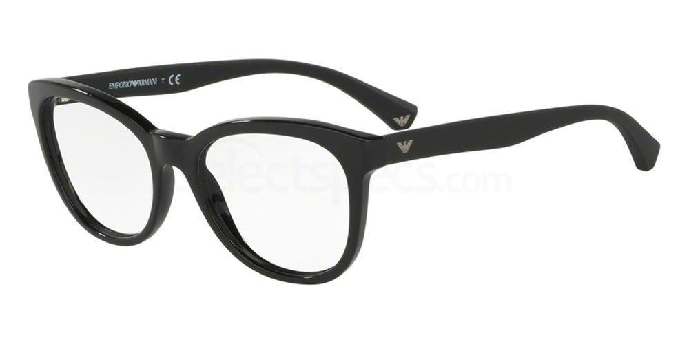 5017 EA3105 Glasses, Emporio Armani