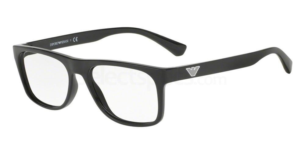 5017 EA3097 Glasses, Emporio Armani
