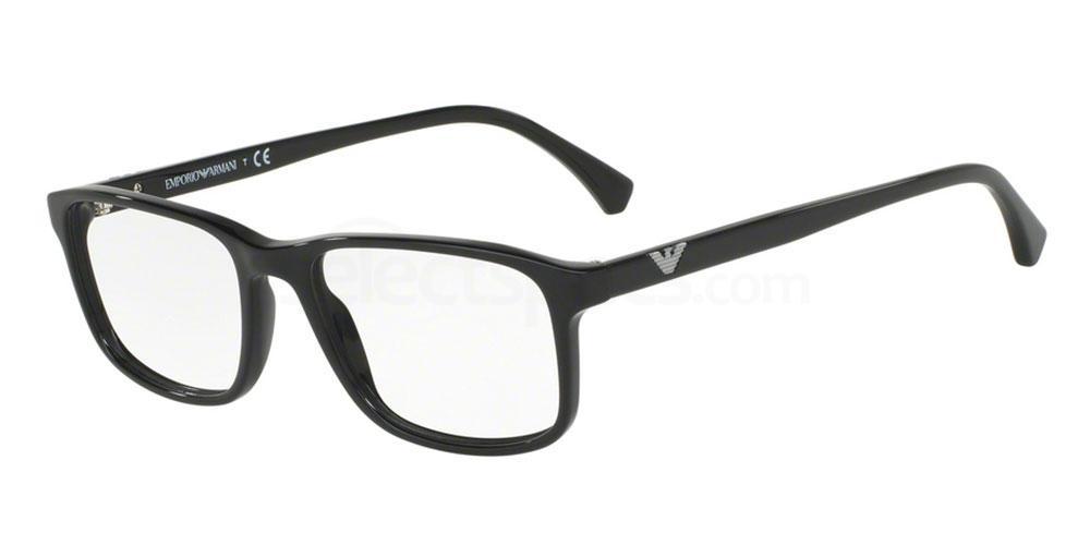 5017 EA3098 Glasses, Emporio Armani