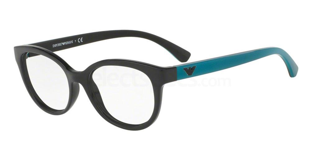 5017 EA3104 Glasses, Emporio Armani