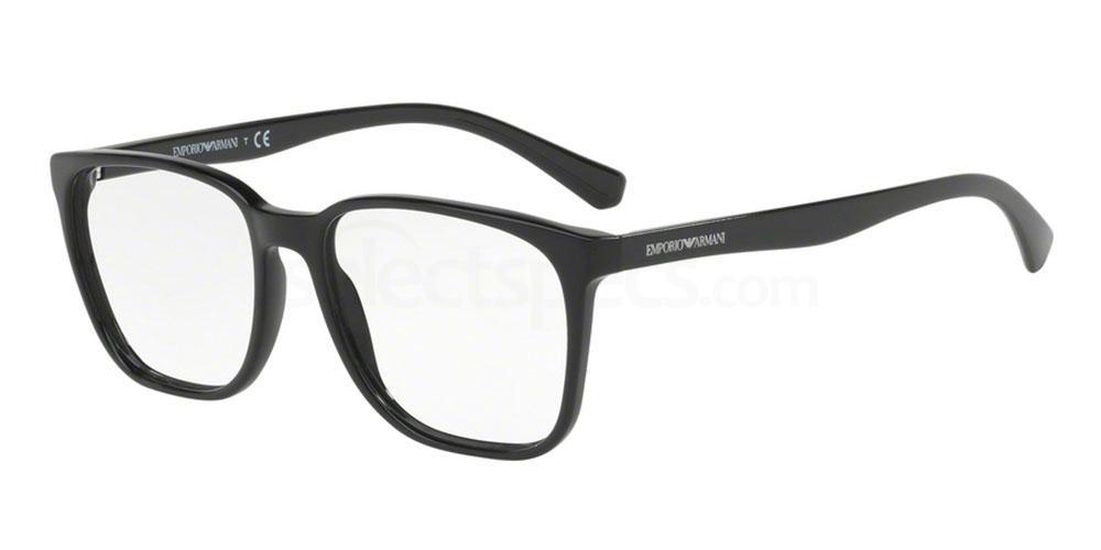 5001 EA3127 Glasses, Emporio Armani