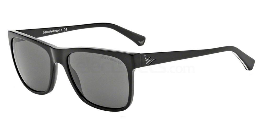 501787 EA4002 Sunglasses, Emporio Armani