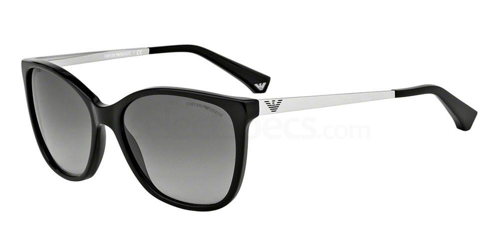 501711 EA4025 Sunglasses, Emporio Armani