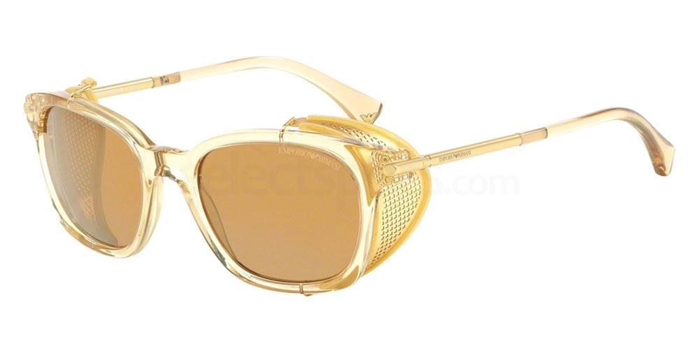 52076H EA4028Z Sunglasses, Emporio Armani