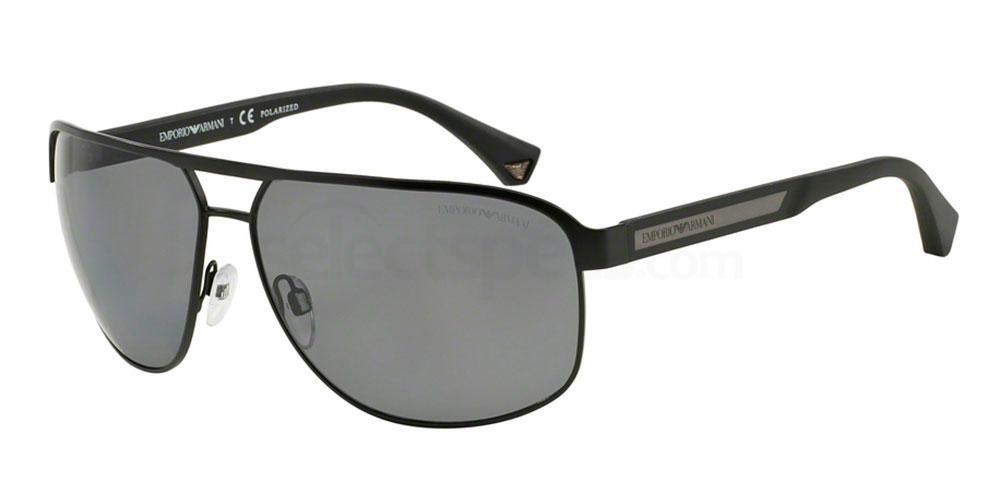300181 EA2025 Sunglasses, Emporio Armani
