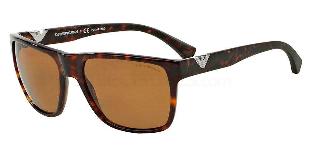 502683 EA4035 Sunglasses, Emporio Armani