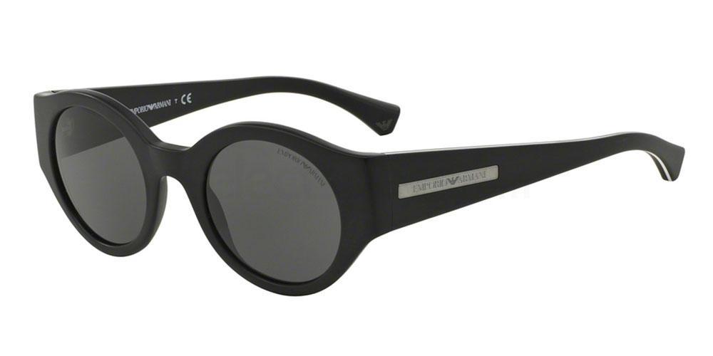 536487 EA4044 Sunglasses, Emporio Armani