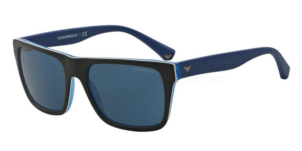 539280 EA4048 Sunglasses, Emporio Armani