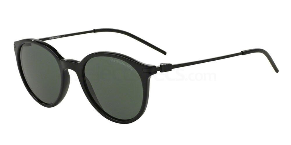 501771 EA4050 Sunglasses, Emporio Armani
