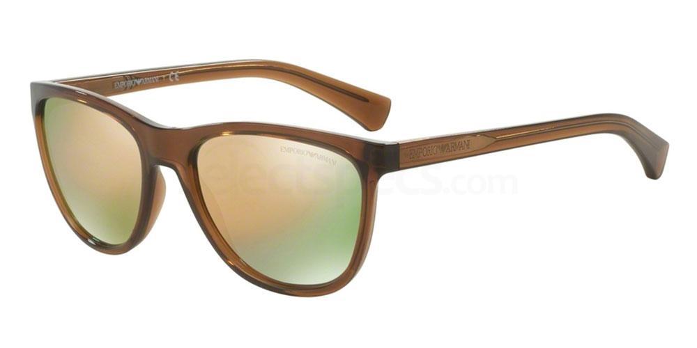 53744Z EA4053 Sunglasses, Emporio Armani