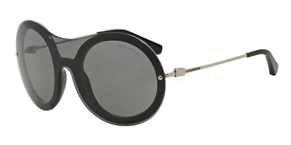 501787 EA4055 Sunglasses, Emporio Armani