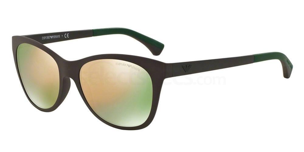53424Z EA4046 Sunglasses, Emporio Armani