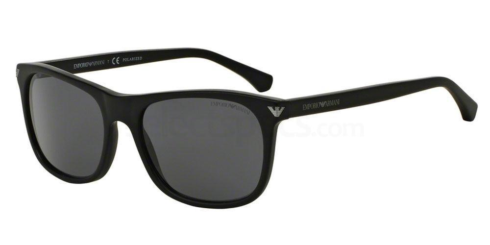 504281 EA4056 Sunglasses, Emporio Armani