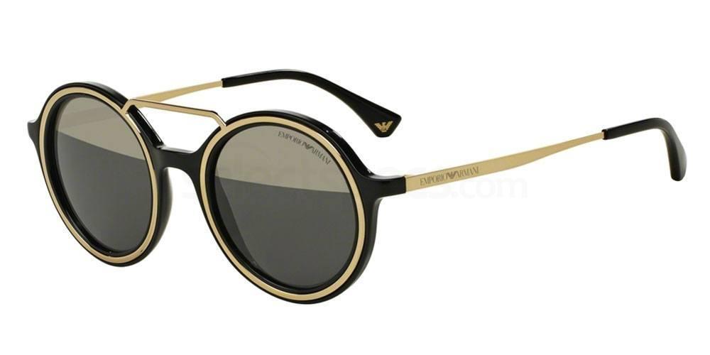 50171Z EA4062 Sunglasses, Emporio Armani