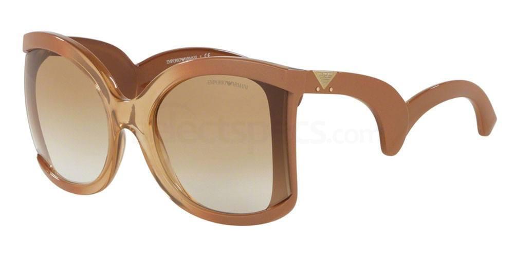 554513 EA4083 Sunglasses, Emporio Armani