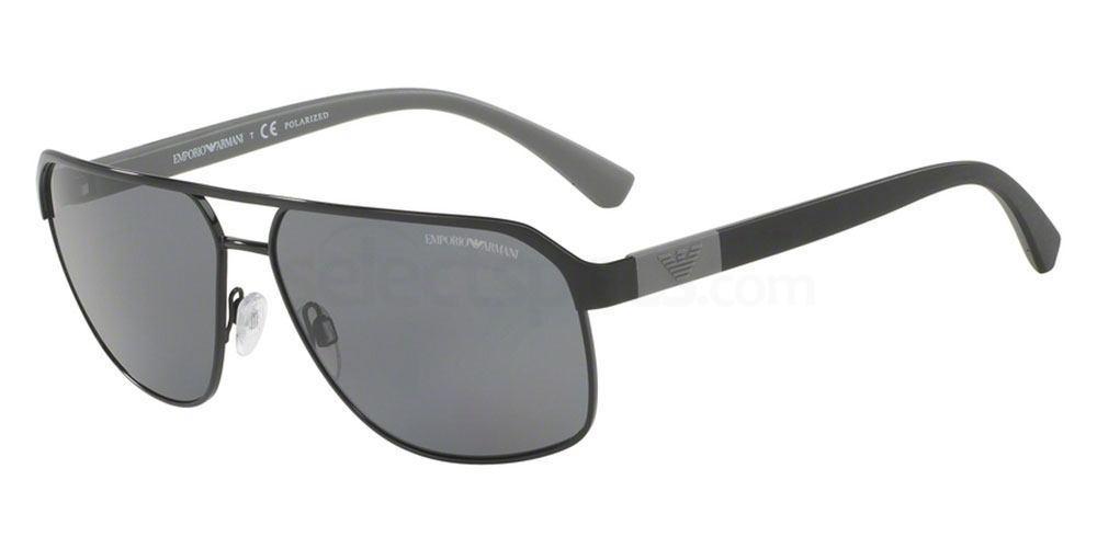 301481 EA2039 Sunglasses, Emporio Armani