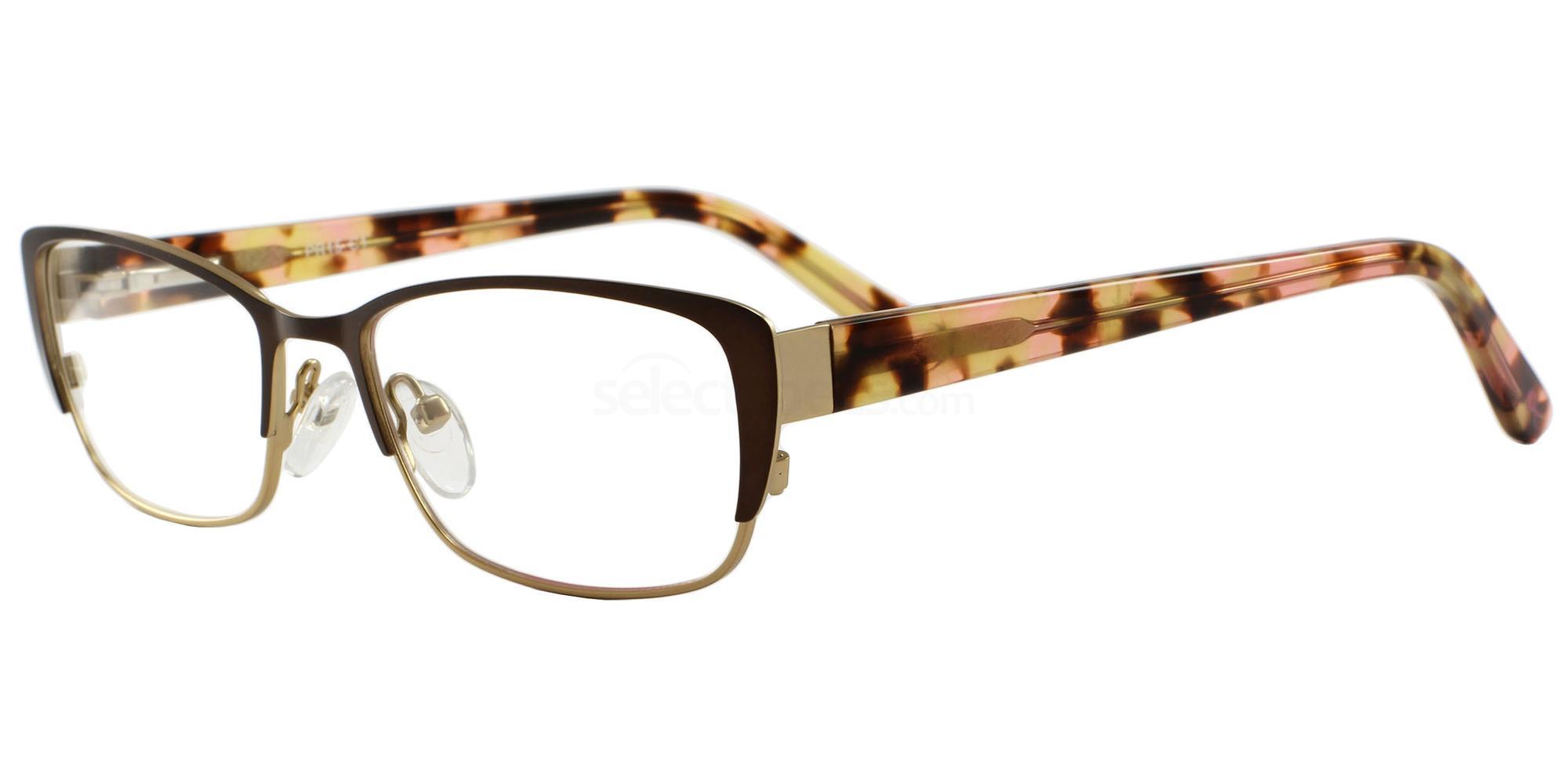 C1 15 Glasses, Pink Ribbon