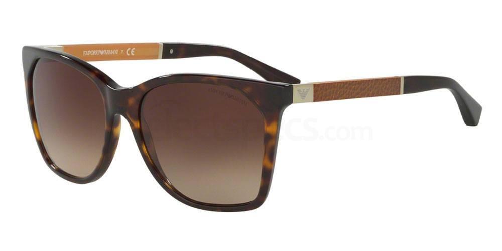 502613 EA4075 Sunglasses, Emporio Armani