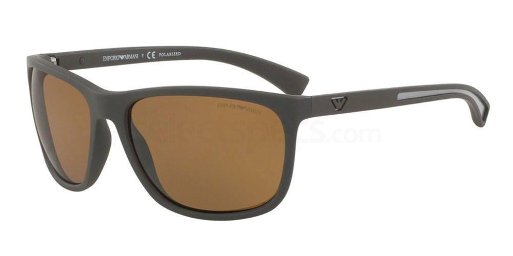 530583 EA4078 Sunglasses, Emporio Armani