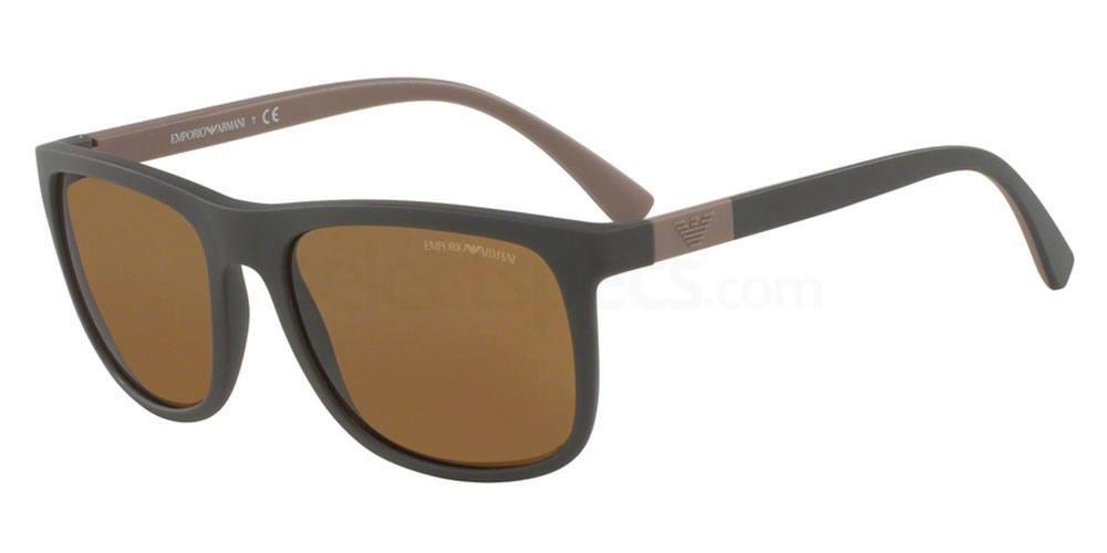 550983 EA4079 Sunglasses, Emporio Armani