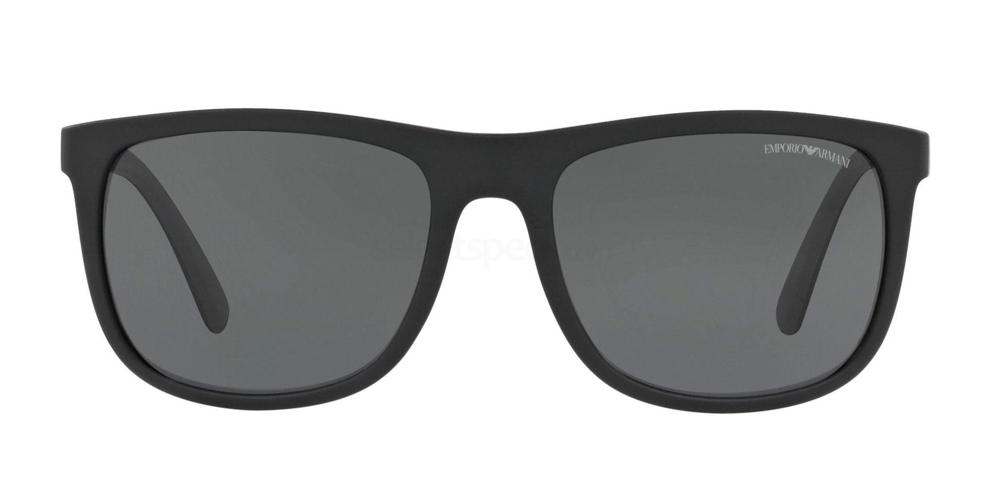 504287 EA4079 Sunglasses, Emporio Armani