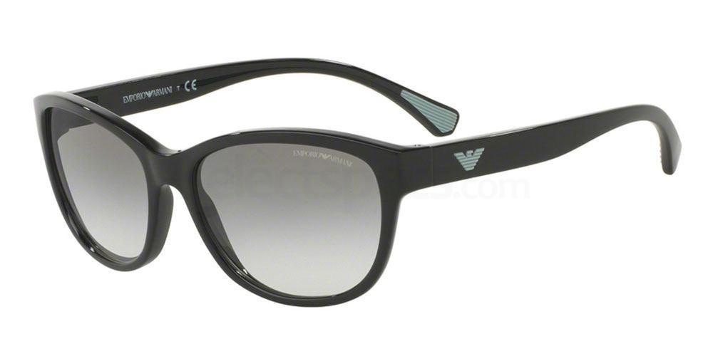 50178E EA4080 Sunglasses, Emporio Armani