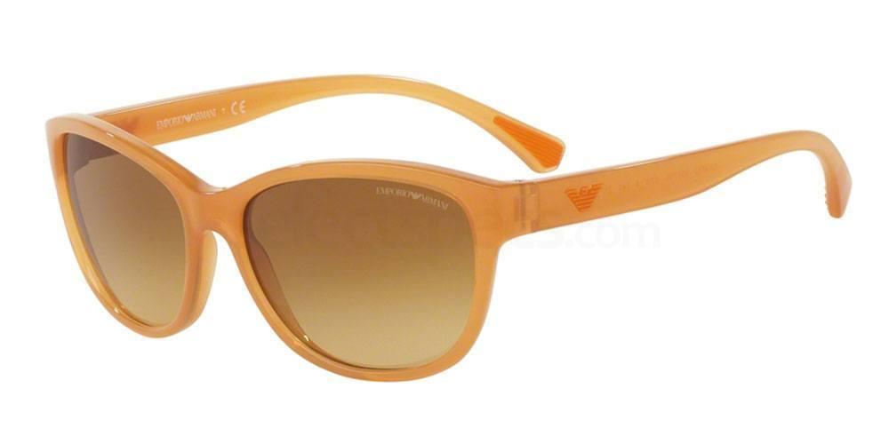 55372L EA4080 Sunglasses, Emporio Armani