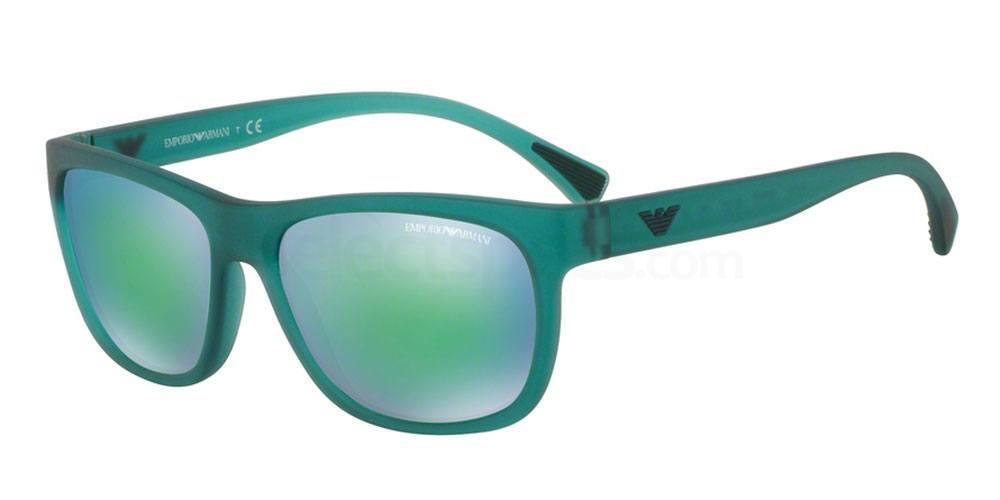 553431 EA4081 Sunglasses, Emporio Armani
