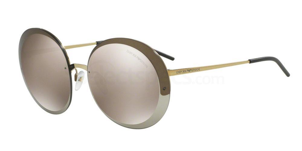 31245A EA2044 Sunglasses, Emporio Armani