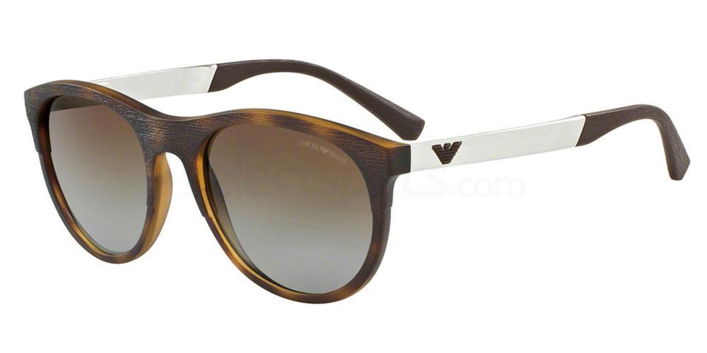 5089T5 EA4084 Sunglasses, Emporio Armani