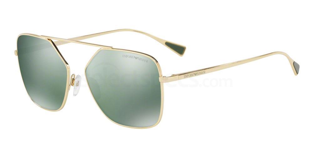 30136R EA2053 Sunglasses, Emporio Armani