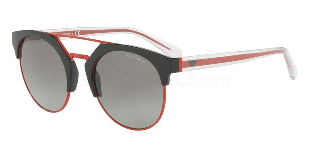 501711 EA4092 Sunglasses, Emporio Armani