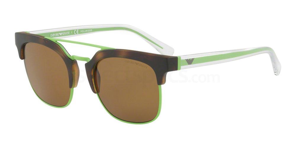 508983 EA4093 Sunglasses, Emporio Armani