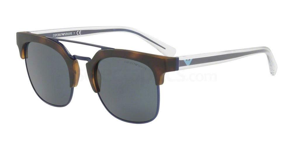 508987 EA4093 Sunglasses, Emporio Armani