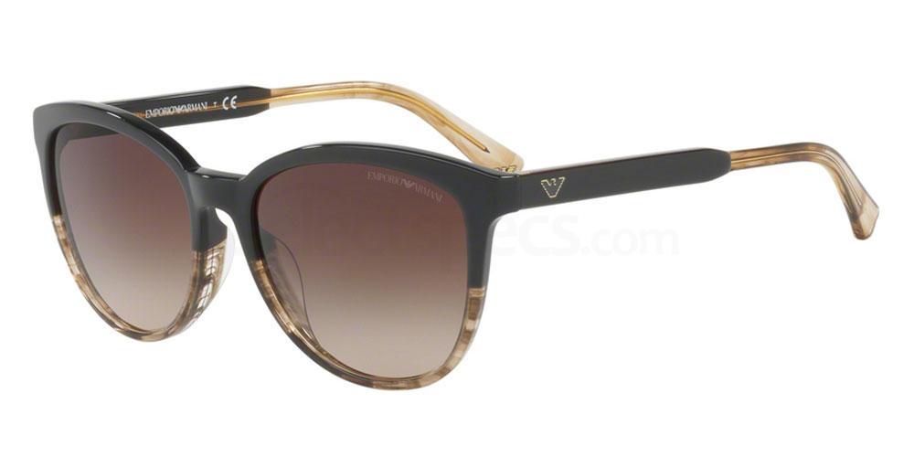 556713 EA4101 Sunglasses, Emporio Armani