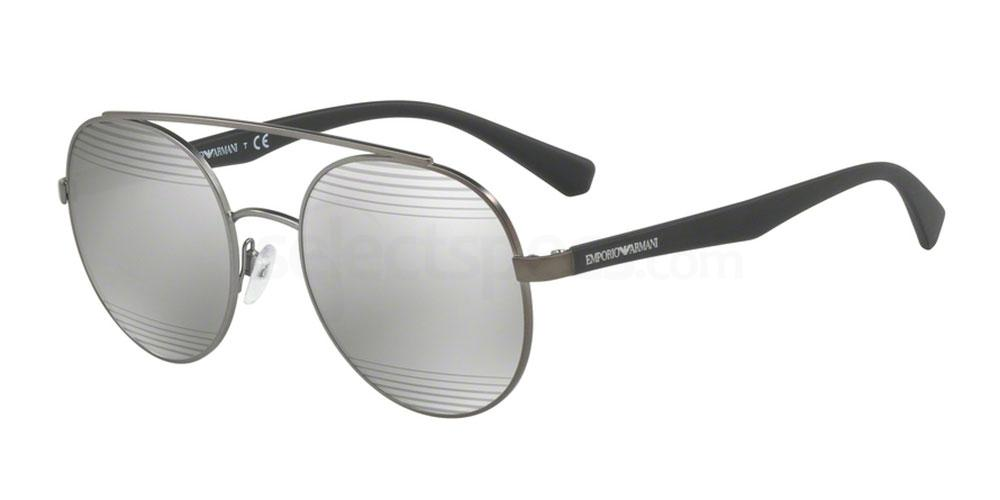 30106G EA2051 Sunglasses, Emporio Armani