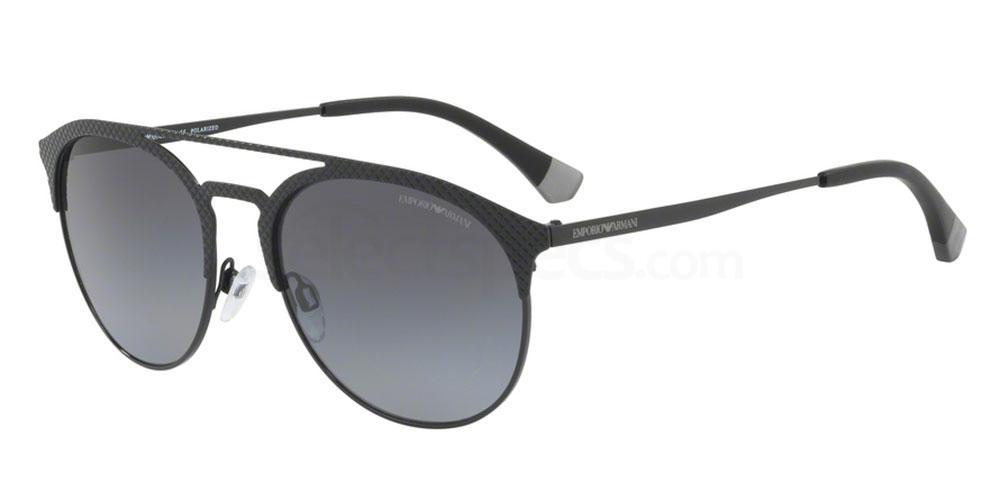 3014T3 EA2052 Sunglasses, Emporio Armani
