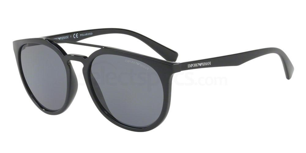 501781 EA4103 Sunglasses, Emporio Armani