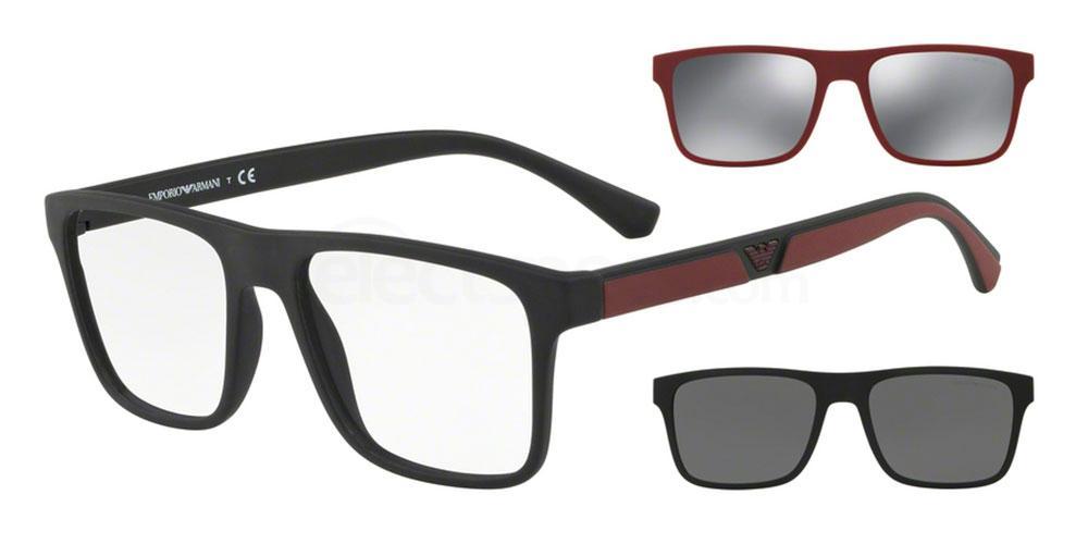 50421W EA4115 Sunglasses, Emporio Armani