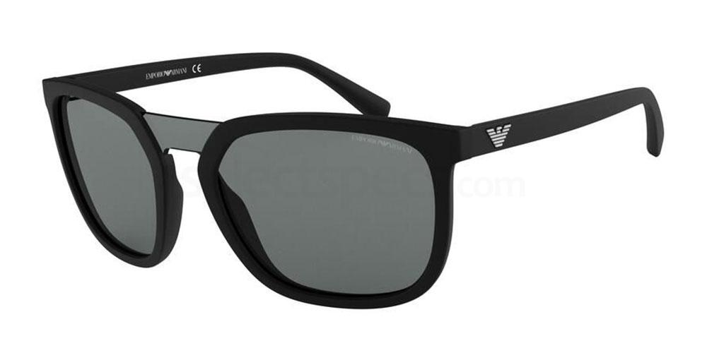 500187 EA4123 Sunglasses, Emporio Armani